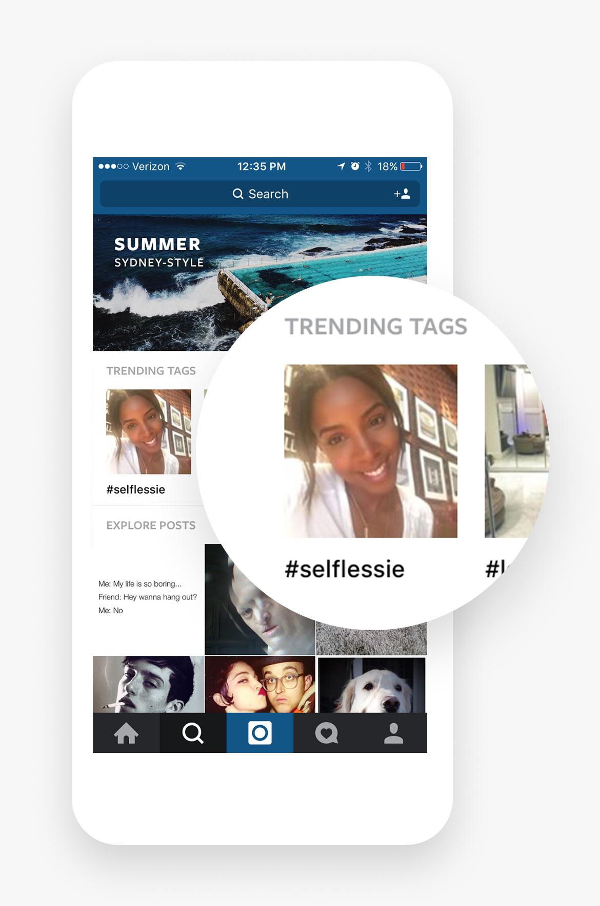 selflessie_phone_trending