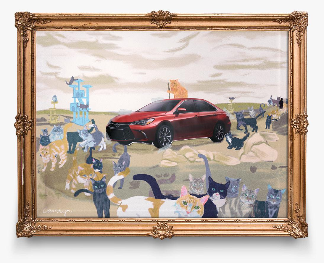 camry_cat_painting